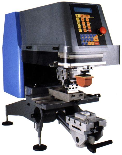 La nostra macchina per la tampografia